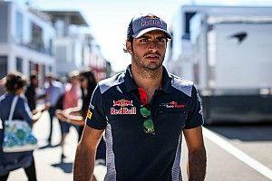 Sainz nega intenção de romper contrato com Red Bull em 2018