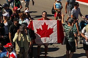 Формула 1 Самое интересное Гран При Канады: лучшие фото четверга
