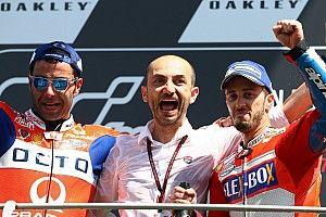 Ducati reúne a la pareja menos atractiva de su historia