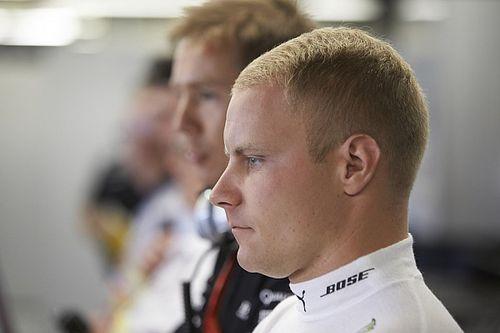 """Bottas dice que su """"incómoda"""" situación en Mercedes es normal"""