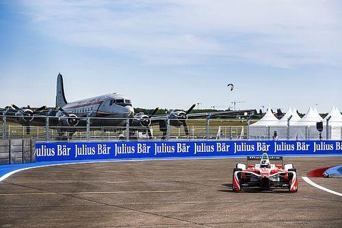Rosenqvist larga na frente em Berlim; di Grassi é 7º
