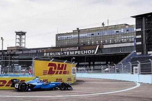 Formel E in Berlin: Buemi siegt nach Strafe gegen Rosenqvist