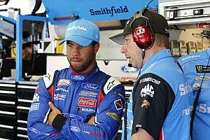 RPM crew chief believes Darrell Wallace Jr. is ready for Cup