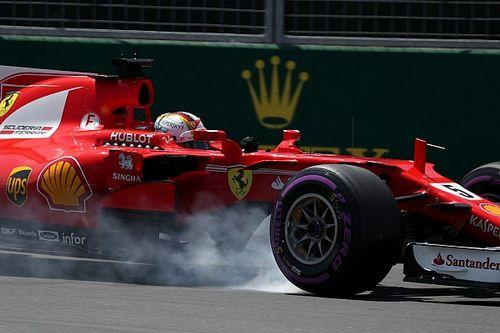 Vettel feels Ferrari has pace to win despite pole defeat