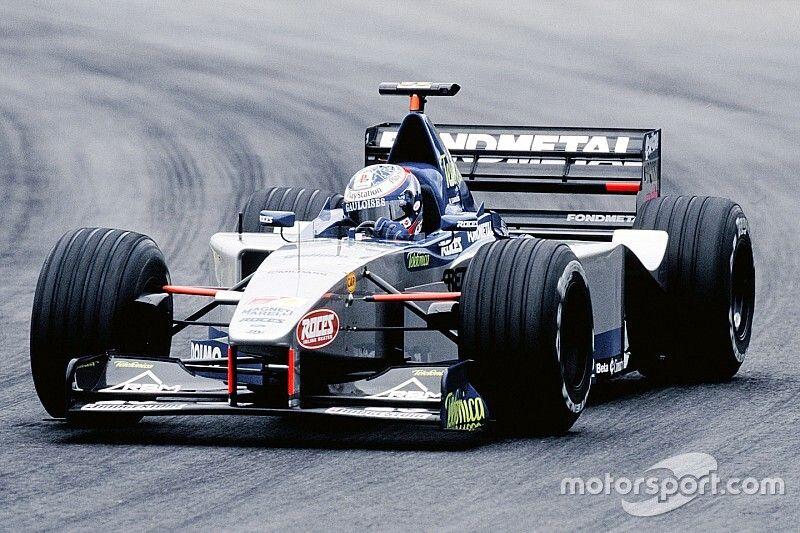 Cómo causar un gran impacto en tú única carrera de F1