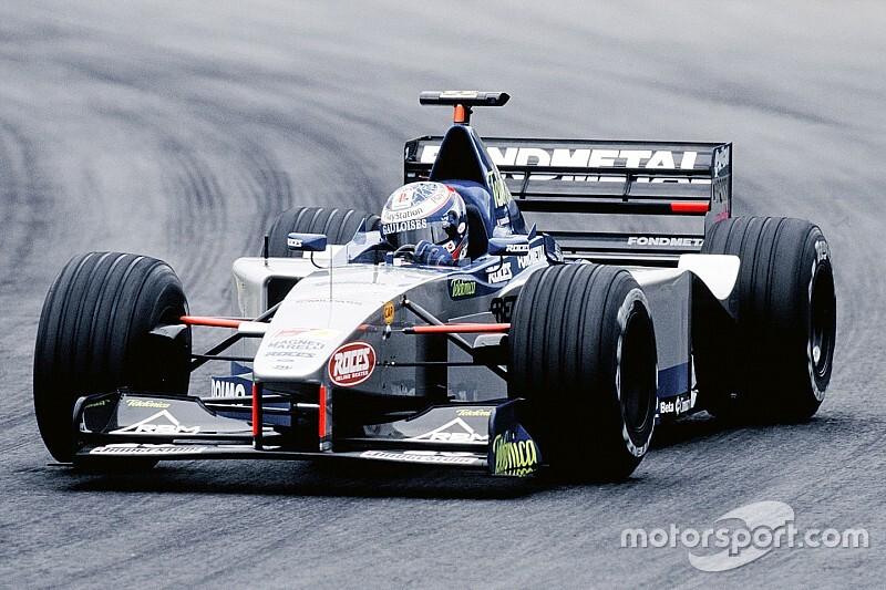 L'histoire du seul départ en F1 de Stéphane Sarrazin
