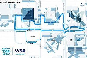 Video: Así es la pista virtual para la Vegas eRace