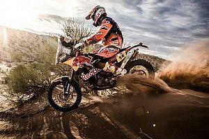 Red Bull Desert Wings ready for the 2018 Dakar Rally