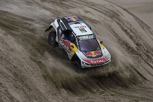 Peugeot boss more impressed with Elena than Loeb
