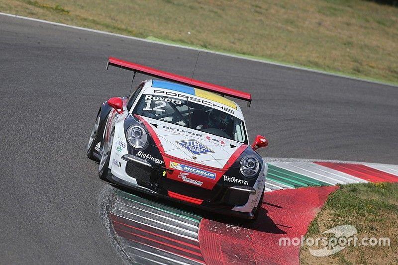 Carrera Cup Italia: penalizzato Pera, Rovera vince gara 2 del Mugello!