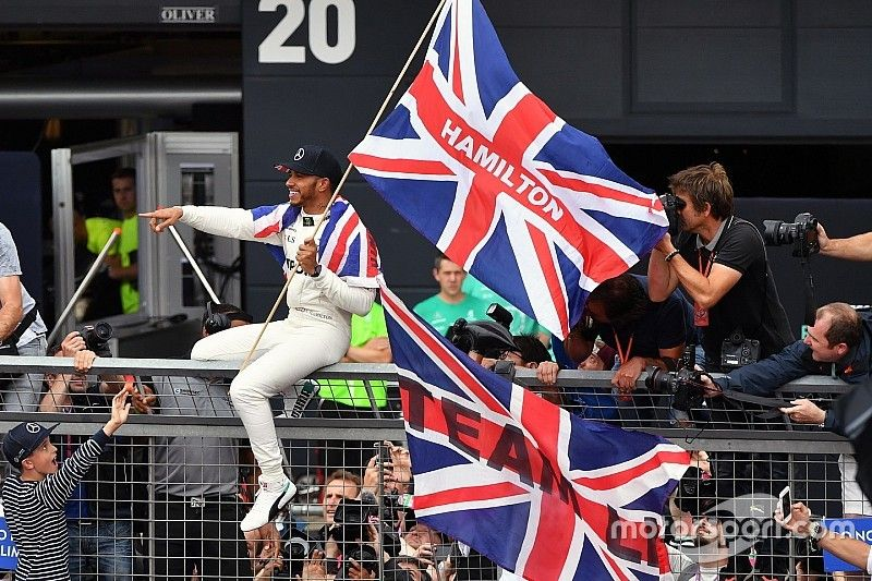 Fotogallery: i team radio del GP di Gran Bretagna