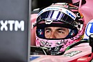 Force India inicia negociações para renovar com Pérez