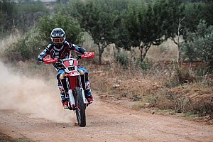 Cross-Country Rally Noticias de última hora Joan Barreda arranca su asalto al Dakar 2018 en la Baja Aragón