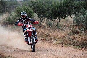 Joan Barreda arranca su asalto al Dakar 2018 en la Baja Aragón