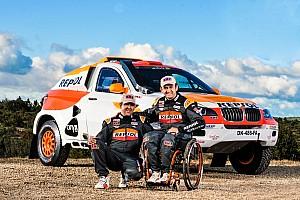 "Dakar Noticias de última hora Isidre Esteve: ""Ya no queremos participar en el Dakar, ahora queremos competir"""