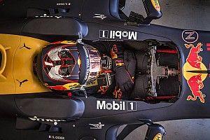 El campeón del mundo de rallies se sube a un F1 de Red Bull