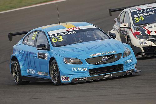 Argentina WTCC: Catsburg takes provisional pole despite mistake