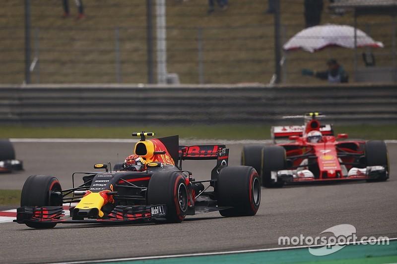 """Max Verstappen désigné """"Pilote du Jour"""" du Grand Prix de Chine 2017"""