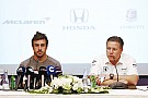 Браун: Ідея Алонсо стартувати в Інді-500 спочатку була жартом