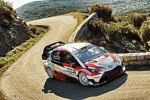 WRC Новость Toyota выставит третью машину на Ралли Португалия