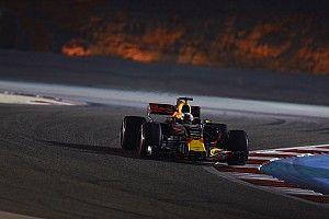 ريكاردو محتار من التحسّن في سرعة ريد بُل خلال التجارب التأهيلية لسباق البحرين