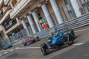 Формула E Отчет о гонке Буэми одержал победу на этапе Формулы Е в Монако