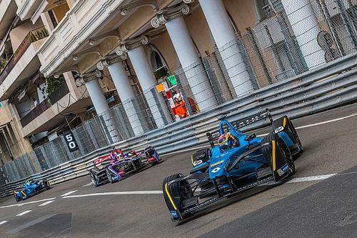 Буэми одержал победу на этапе Формулы Е в Монако