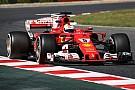 Vettel akui kesulitan dengan mobil Ferrari