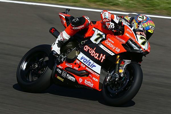 World Superbike WorldSBK Italia: Davies menangi balapan yang diwarnai Red Flag