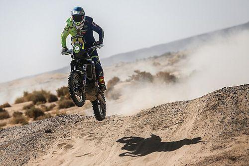 Sherco TVS rider Pedrero wins PanAfrica Rally, Santosh, Aravind 9th, 12th