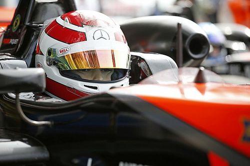 Pedro Piquet in vetta nelle Libere al Norisring
