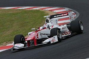 【スーパーフォーミュラ】岡山金曜FP:1000分の1秒差で伊沢が首位