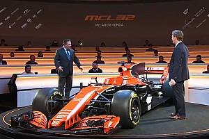 F1 Livefeed Sigue en directo la presentación del McLaren MCL32