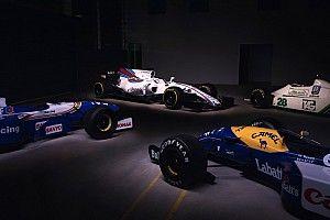 【F1】ウイリアムズ、ニューマシンFW40の実車写真を初公開