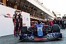 В Toro Rosso нацелились на пятое место Кубка конструкторов