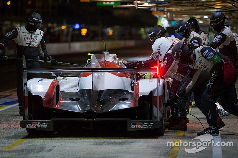 "Toyota suggests hybrid tech ""not yet ready"" for Le Mans"