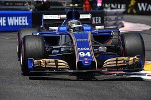 """【F1】""""マシン横転""""のウェーレイン「あのクラッシュは恐ろしかった」"""