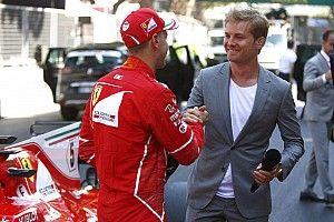«Ferrari не может дать ему подходящую машину». Росберг заступился за Феттеля после критики Бинотто
