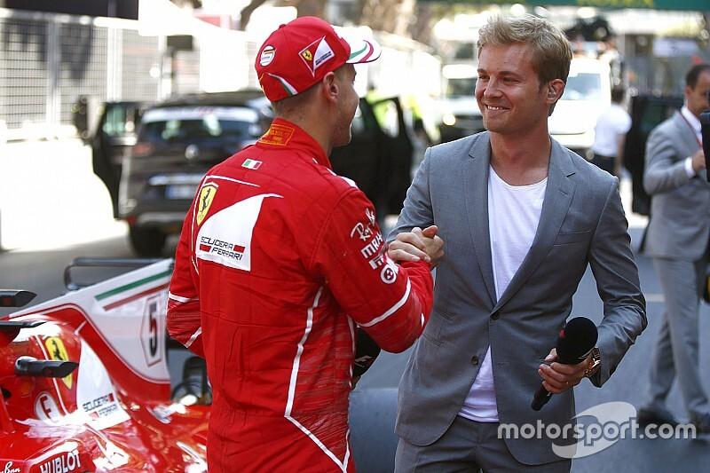 """Button en Rosberg zien potentieel probleem voor Vettel: """"Druk is immens"""""""
