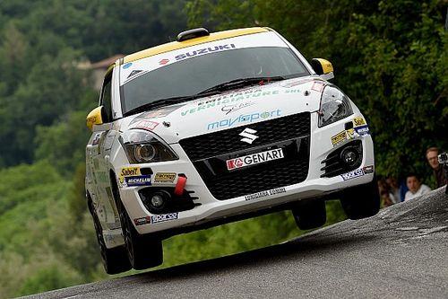 Suzuki Rally Cup: il 1000 Miglia è di Simone Rivia