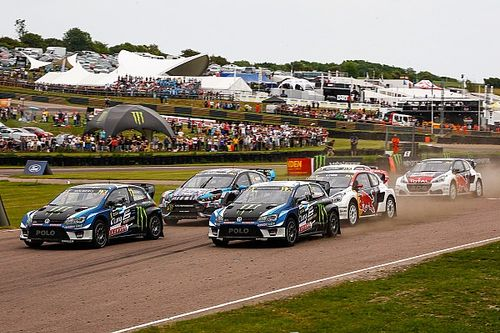 Lydden Hill eyeing World Rallycross return