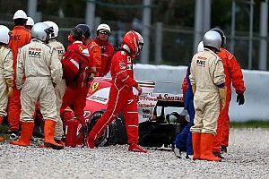 Konsekuensi kecelakaan akan lebih besar di F1 2017 – Ocon