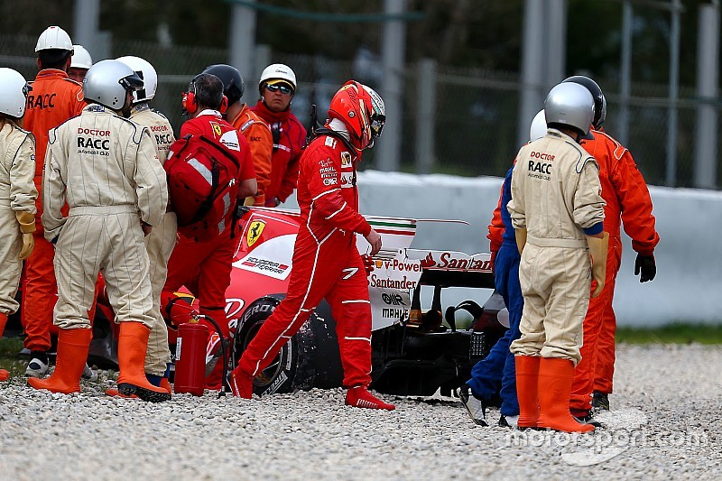 【F1】オコン、「今年はクラッシュが増える可能性がある」と危惧