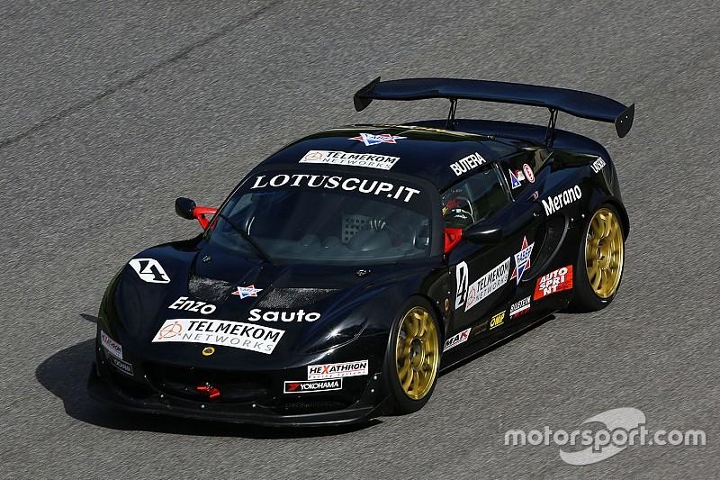 Lotus Cup Italia: Vincenzo Sauto torna per dare l'assalto al titolo