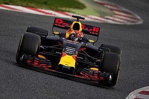 Verstappen: Red Bull ne peut pas jouer la victoire pour l'instant