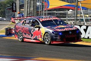 Supercars in Adelaide: Shane van Gisbergen gewinnt Auftakt 2017