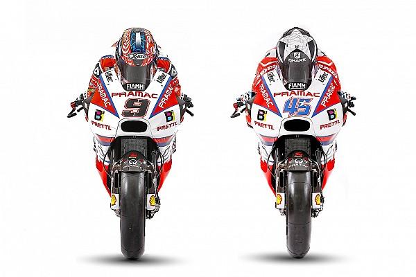 MotoGP Nieuws Pramac onthult livery voor MotoGP-seizoen 2017
