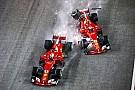 Fórmula 1 Abandono duplo em Cingapura marca quebra de tabu da Ferrari