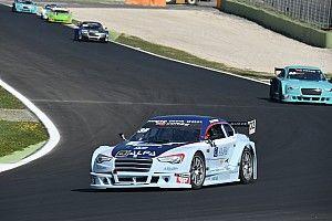 Davide Di Benedetto vince a Vallelunga, Valsecchi chiude secondo