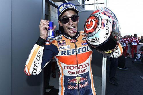 Rossi akui Marquez akan sangat sulit ditaklukkan